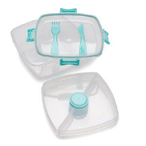 Salad Container Snap Lunch Container New